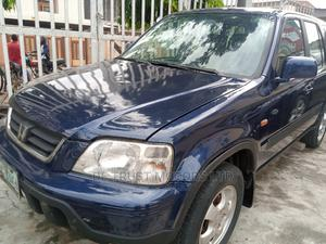 Honda CR-V 2002 2.0i ES Automatic Blue | Cars for sale in Lagos State, Apapa