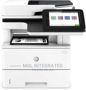HP Laserjet Enterprise M528dn Multi-function Printer (1pv64a   Printers & Scanners for sale in Lagos State, Ikeja