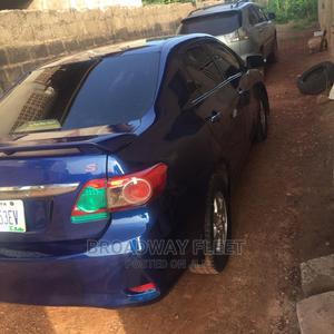 Toyota Corolla 2011 Blue | Cars for sale in Enugu State, Enugu
