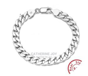 925 Real Stainless Steel Bracelet | Jewelry for sale in Oyo State, Ibadan
