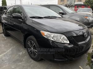 Toyota Corolla 2009 Black | Cars for sale in Lagos State, Ikeja