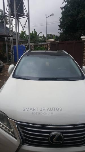 Lexus RX 2014 350 AWD White   Cars for sale in Anambra State, Awka