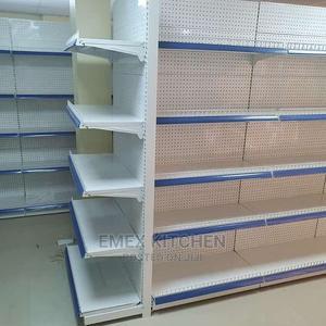 Single Sided Supermarket Shelve | Store Equipment for sale in Lagos State, Ojo