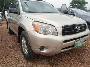 Toyota RAV4 2006 Gold   Cars for sale in Abuja (FCT) State, Katampe