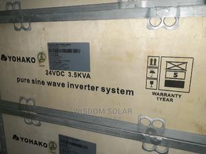 3.5kva 24V Yohako Solar Inverters | Solar Energy for sale in Lagos State, Ojo