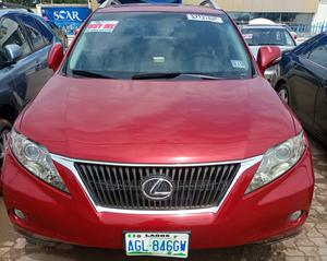 Lexus RX 2010 350 Red   Cars for sale in Lagos State, Agege
