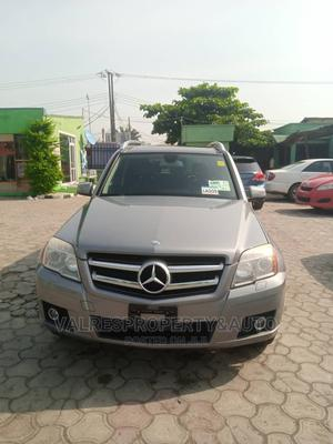 Mercedes-Benz GLK-Class 2010 350 4MATIC Gray   Cars for sale in Lagos State, Ajah