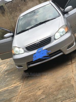 Toyota Corolla 2005 S Silver | Cars for sale in Ogun State, Ijebu Ode