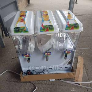 3 Chamber Juice Dispencer | Restaurant & Catering Equipment for sale in Lagos State, Ojo