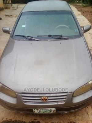 Toyota Camry 2002 Gray   Cars for sale in Ogun State, Abeokuta South