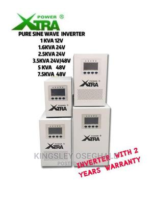 Xtra Pure Sine Wave Inverters -2yrs Warranty   Solar Energy for sale in Lagos State, Ikeja
