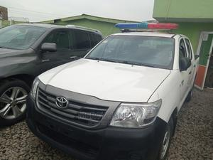 Toyota Hilux 2010 2.0 VVT-i White | Cars for sale in Lagos State, Abule Egba