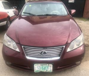 Lexus ES 2007 350 Red | Cars for sale in Lagos State, Surulere