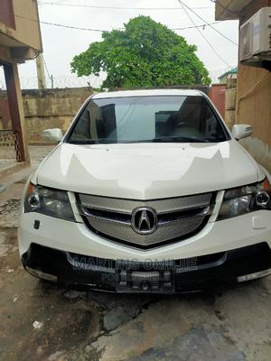 Acura MDX 2007 White | Cars for sale in Lagos State, Ikeja