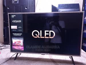 Samsung 43inch Q60R Ultra HD (4K) TV (Qe43q60ratxxu) | TV & DVD Equipment for sale in Lagos State, Ojo