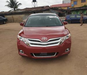 Toyota Venza 2014 Red | Cars for sale in Lagos State, Magodo