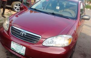 Toyota Corolla 2005 Red | Cars for sale in Lagos State, Ikeja