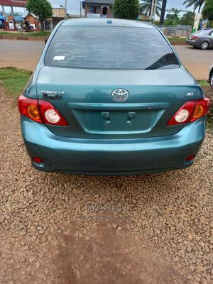 Toyota Corolla 2009 Green   Cars for sale in Ondo State, Akure