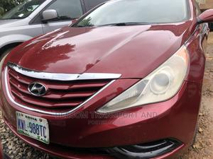 Hyundai Sonata 2010 Red   Cars for sale in Abuja (FCT) State, Gwarinpa