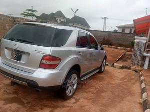Mercedes-Benz M Class 2007 ML 350 4Matic Silver | Cars for sale in Anambra State, Onitsha