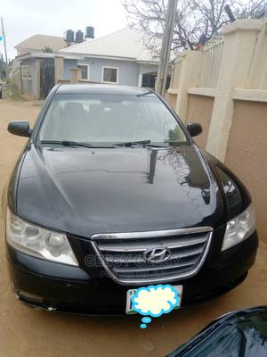 Hyundai Sonata 2009 Black | Cars for sale in Abuja (FCT) State, Kubwa