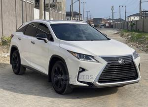 Lexus RX 2017 White | Cars for sale in Lagos State, Lekki