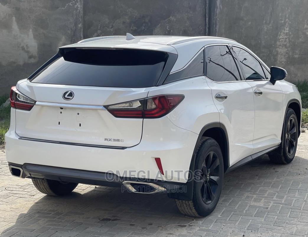 Lexus RX 2017 White   Cars for sale in Lekki, Lagos State, Nigeria