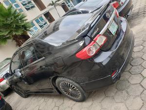 Toyota Corolla 2012 Black   Cars for sale in Lagos State, Yaba