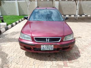 Honda Civic 2000 Red | Cars for sale in Kaduna State, Kaduna / Kaduna State