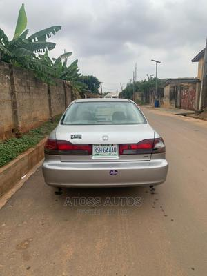 Honda Accord 1998 Silver | Cars for sale in Lagos State, Abule Egba