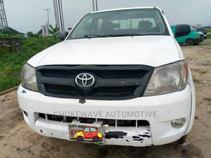 Toyota Hilux 2005 2.5 Cab White | Cars for sale in Delta State, Warri