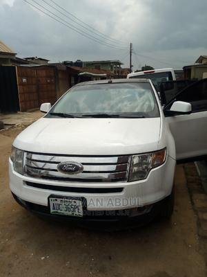 Ford Edge 2009 White | Cars for sale in Lagos State, Ojodu