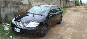 Toyota Corolla 2004 Sedan Automatic Black | Cars for sale in Abuja (FCT) State, Kubwa