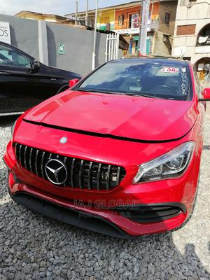 Mercedes-Benz CLA-Class 2018 Red   Cars for sale in Lagos State, Ikeja