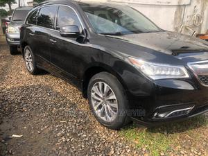 Acura MDX 2014 Black | Cars for sale in Lagos State, Alimosho