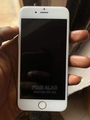 Apple iPhone 6 16 GB Silver | Mobile Phones for sale in Lagos State, Alimosho