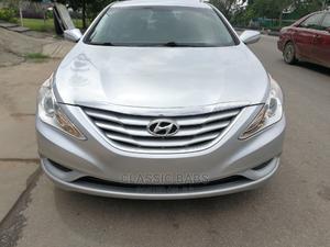 Hyundai Sonata 2012 Silver | Cars for sale in Lagos State, Lekki