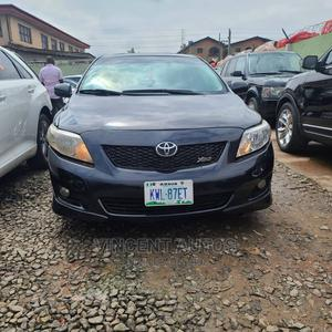 Toyota Corolla 2009 Black   Cars for sale in Lagos State, Ogba