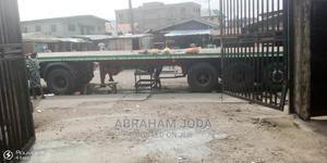 Trailer Flatback 10 Tyres | Trucks & Trailers for sale in Lagos State, Apapa