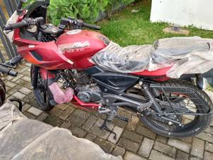 New Bajaj Pulsar RS200 2015 Red | Motorcycles & Scooters for sale in Abuja (FCT) State, Katampe