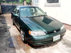 Toyota Corolla 2000 1.9 D Sedan Green | Cars for sale in Edo State, Benin City