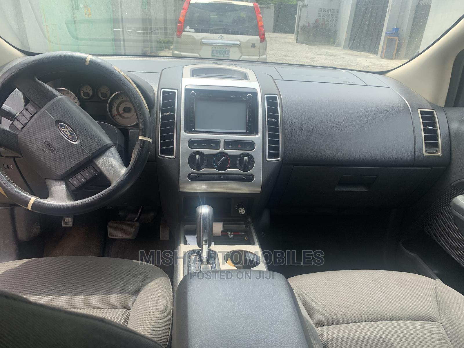 Archive: Ford Edge 2007 SE 4dr AWD (3.5L 6cyl 6A) Gray