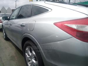 Honda Accord CrossTour 2012 EX Silver   Cars for sale in Lagos State, Agege