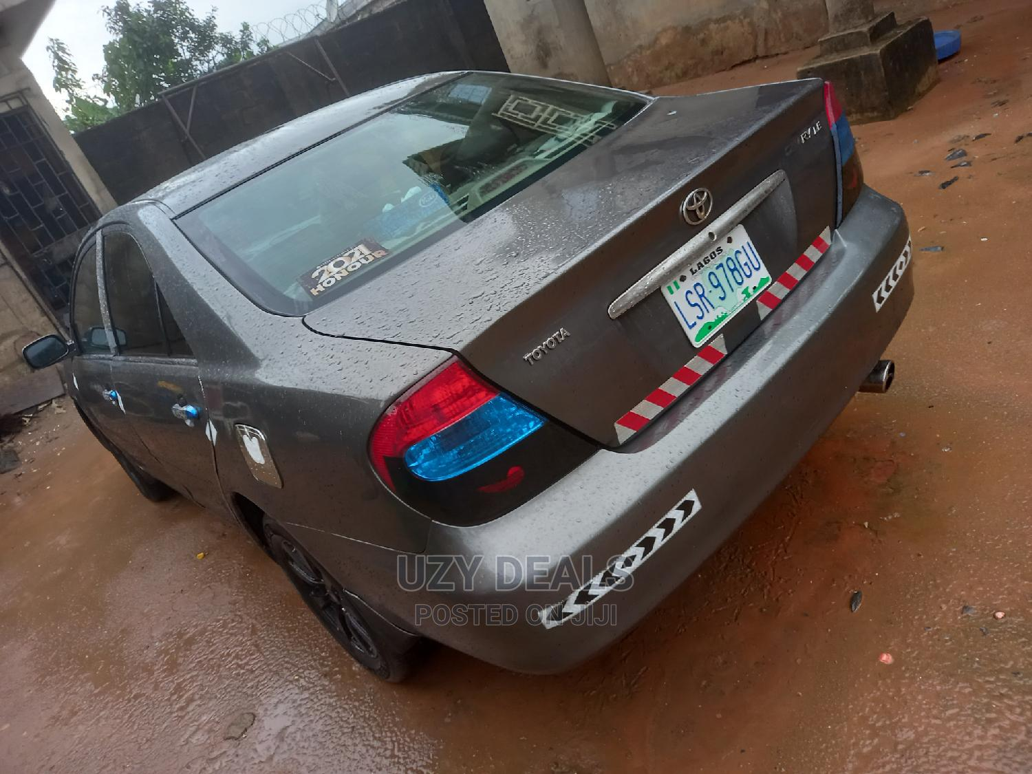 Toyota Camry 2003 Gray | Cars for sale in Isolo, Lagos State, Nigeria