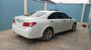 Lexus ES 2010 350 White | Cars for sale in Lagos State, Isolo