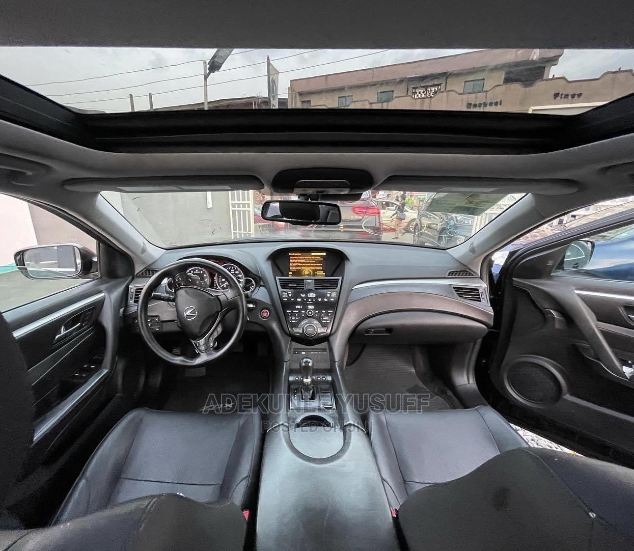 Acura ZDX 2013 Base AWD Black   Cars for sale in Ogba, Lagos State, Nigeria