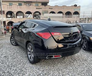 Acura ZDX 2013 Base AWD Black | Cars for sale in Lagos State, Ogba
