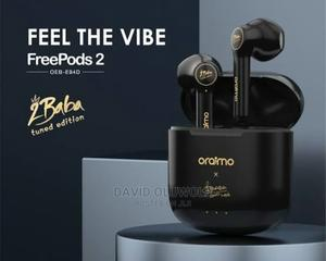 Oraimo Freepods 2 2baba Edition | Accessories for Mobile Phones & Tablets for sale in Lagos State, Ejigbo