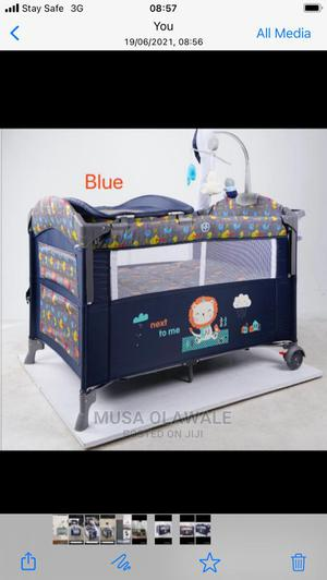 Baby Play Pen Bed | Children's Furniture for sale in Lagos State, Lagos Island (Eko)