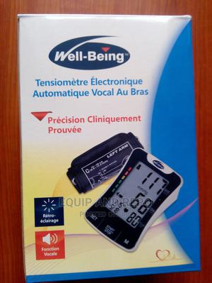 Well-Being Upper Arm Blood Pressure Monitor | Medical Supplies & Equipment for sale in Edo State, Benin City